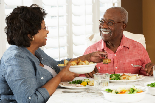 What Nutrients Do Seniors Need in Their Meals?